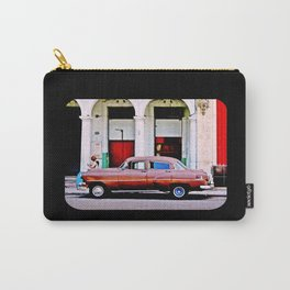 Cuban Car  Carry-All Pouch