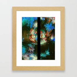 Starches as Such Framed Art Print