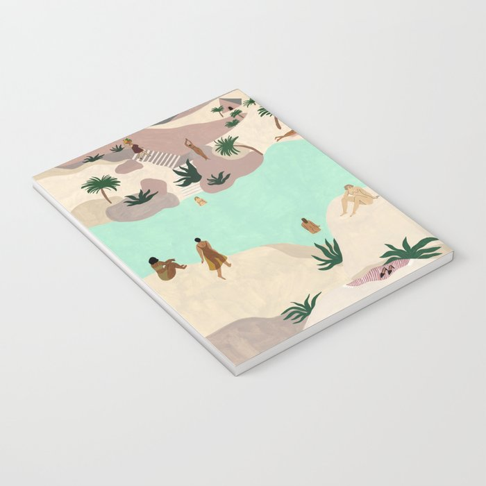River in the Desert Notebook