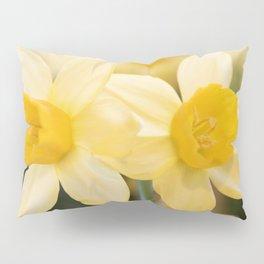 Tête-à-Tête Daffodil Pillow Sham
