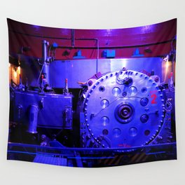 Synchrocyclotron #1 Wall Tapestry