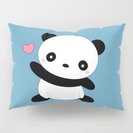 Kawaii Cute Panda Bear Pillow Sham