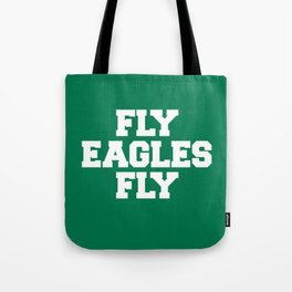 Fly Eagles Fly Tote Bag