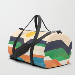 Tale from the shore Duffle Bag