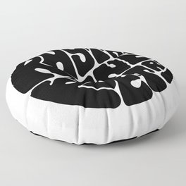 Rap Floor Pillow