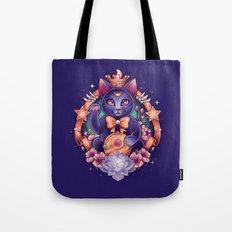 Maneki Luna Tote Bag