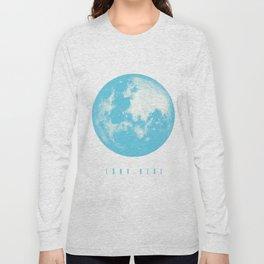 Luna Azul Long Sleeve T-shirt