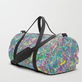 Memories of Delight Marble Duffle Bag