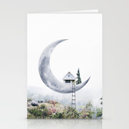 Moon House by heyluisa