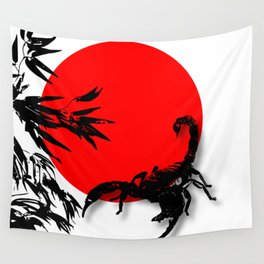 Scorpion Wall Tapestry