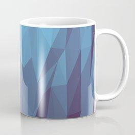 Bleu Plein Coffee Mug