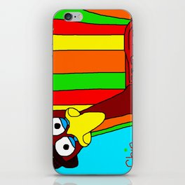 Sad Thanksgiving Turkey iPhone Skin