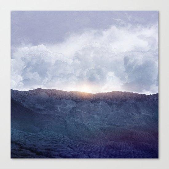 Sunrise I Canvas Print