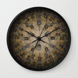 Flow of Time? Wall Clock