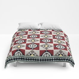 out on the tiles .. type 03 Comforters