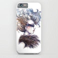 Blind // Fashion Illustration Slim Case iPhone 6s