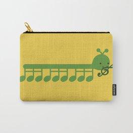 Caterpillar Song Carry-All Pouch