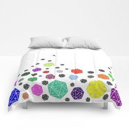 CRITICAL HIT! Comforters
