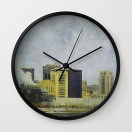 St. Paul Riverfront Wall Clock