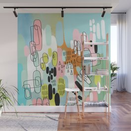 Lifted Spirits Wall Mural