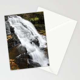 Waterfalls Landscape Stationery Cards