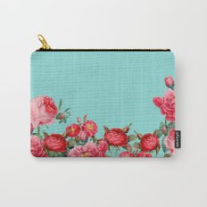 Fab Floral Carry-All Pouch