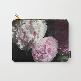 Peony Roses (2) Carry-All Pouch