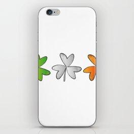 Shamrock Irish St Patricks Day iPhone Skin