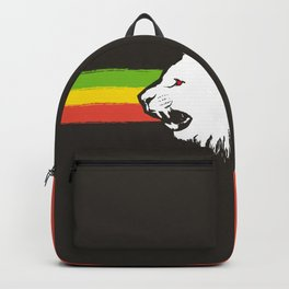 Rasta Lions (The Kingdom) Backpack