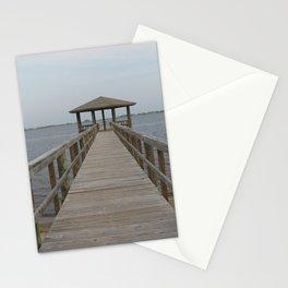 Gulf Shores Resort Pier Stationery Cards