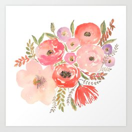 Flower Profusion Art Print