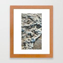 mouvement Framed Art Print