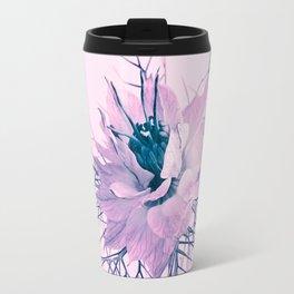 pink spring flower Travel Mug