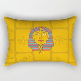 Egyptian Prince Rectangular Pillow