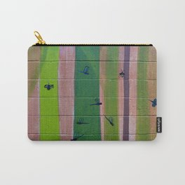 Concrete Oasis III Carry-All Pouch
