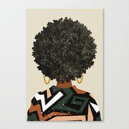 Black Art Matters Canvas Print
