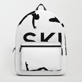 yoga skills Backpack