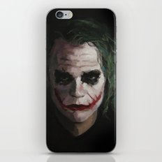 Joker1 iPhone & iPod Skin