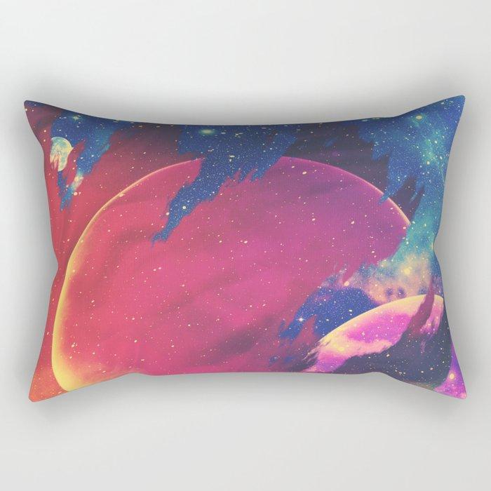 Veil Upon Veil Rectangular Pillow