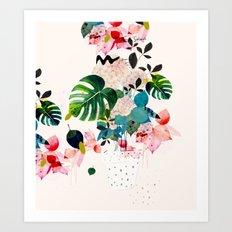 Jane Soleil Art Print