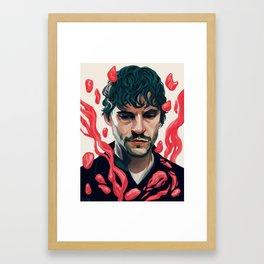 reckoning Framed Art Print