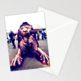 Camden´s Lion Stationery Cards