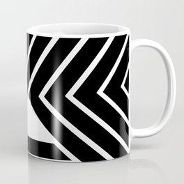 Modern Me Plain Black Coffee Mug