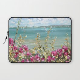 Sweetness of the Bay Laptop Sleeve