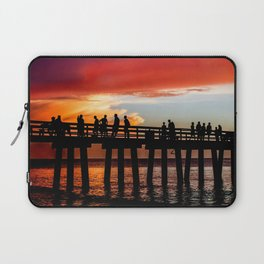 A Day Well Spent Laptop Sleeve