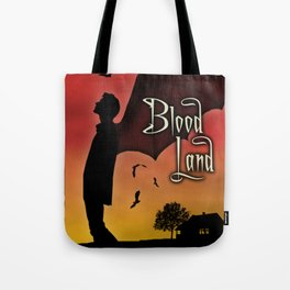 Blood Land Book Cover Tote Bag