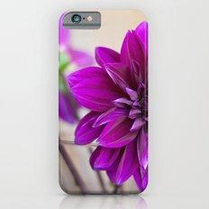 dahlias iPhone 6s Slim Case