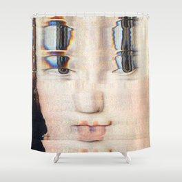 Digitex Triacotine 29 Shower Curtain