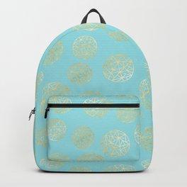 Golden Balls Backpack