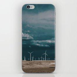 Windmills iPhone Skin